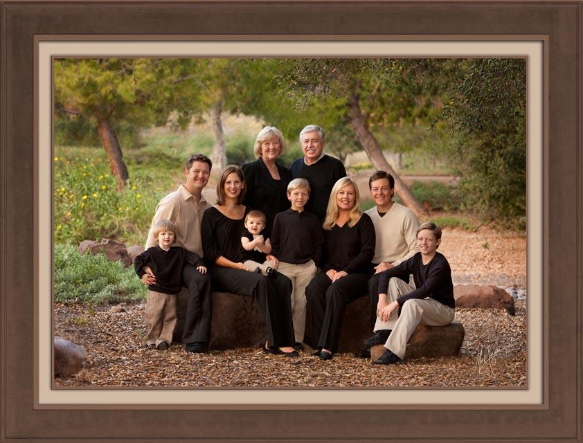 Family Portrait Services